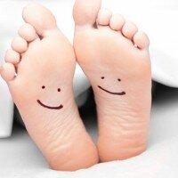 การดูแล สุขภาพเท้า รองเท้า