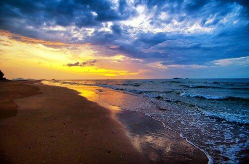 ชายหาด อุทยานแห่งชาติหาดวนกร