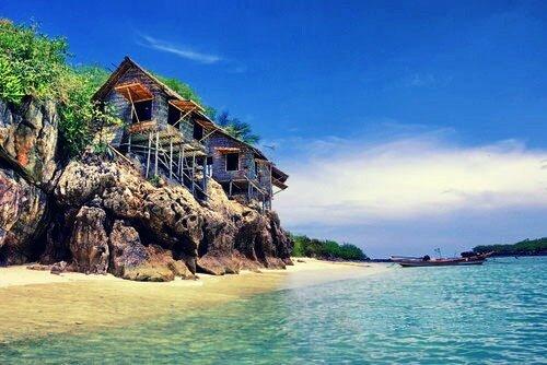 เกาะ อุทยานแห่งชาติหาดวนกร