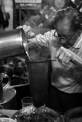 กาแฟโบราณ ตลาดคลองสวน 100 ปี