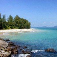 เกาะกำ อุทยานแห่งชาติแหลมสน ระนอง
