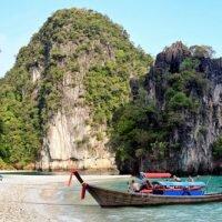 อุทยานแห่งชาติหาดนพรัตน์ธารา-หมู่เกาะพีพี
