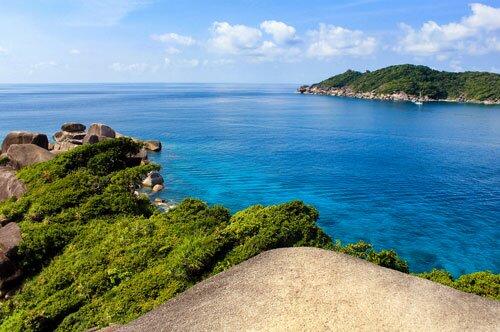 อุทยานแห่งชาติหมู่เกาะสิมิลัน พังงา