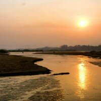 แม่น้ำโขง ยามเช้า