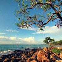 ทะเลสวย อุทยานแห่งชาติเขาแหลมหญ้า หมู่เกาะเสม็ด