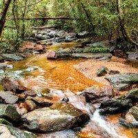 น้ำตกคำหอม อุทยานแห่งชาติภูพาน