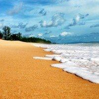 หาดท้ายเหมือง อุทยานแห่งชาติเขาลำปี-หาดท้ายเหมือง